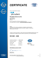 QM Certificate ISO 9001-2008 1708-2008
